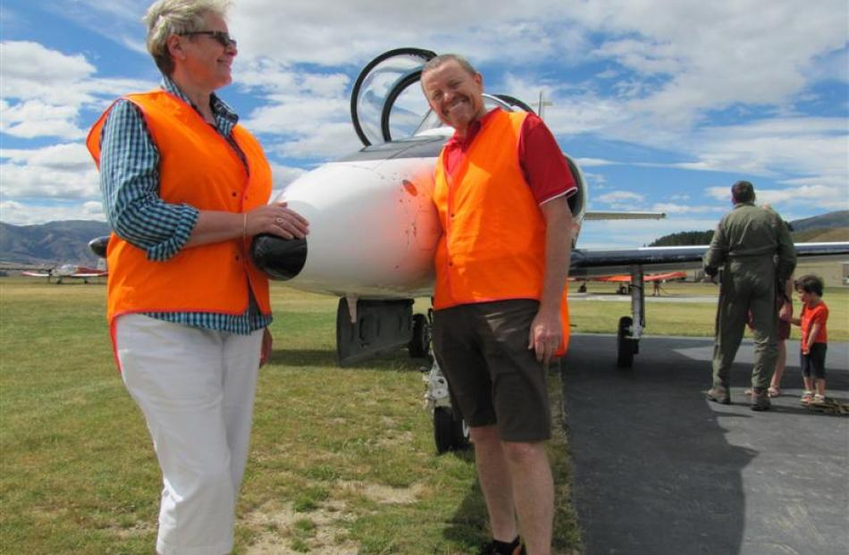 Jets to race at Warbirds | Otago Daily Times Online News