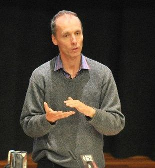 Wellington author and journalist Nicky Hager explains New Zealand's role in the global...