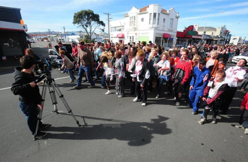 What will be the effect of  Dunedin City Council film location fees on small-budget films like ...