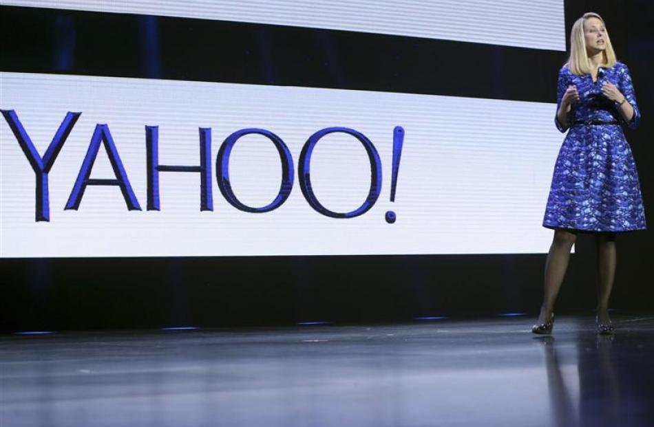 Yahoo chief executive Marissa Mayer is one of the several technology company chief executives to...