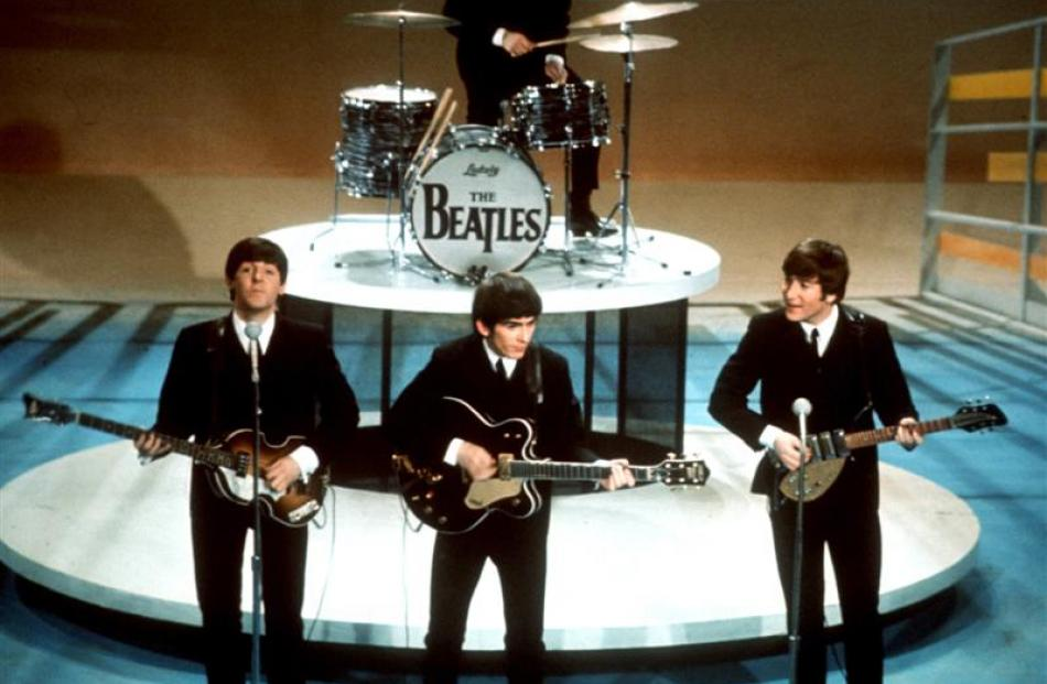 The Beatles Inspire New Stage Show