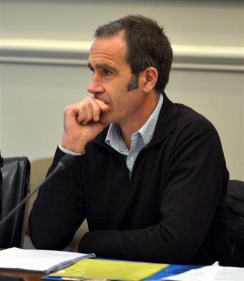 Blueskin Resilient Communities Trust manager Scott Willis. Photos by Gerard O'Brien.