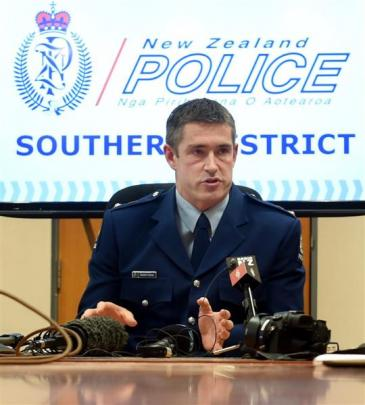 Superintendent Andrew Coster discusses the Chief Coroner's findings in the deaths of Bradley and...
