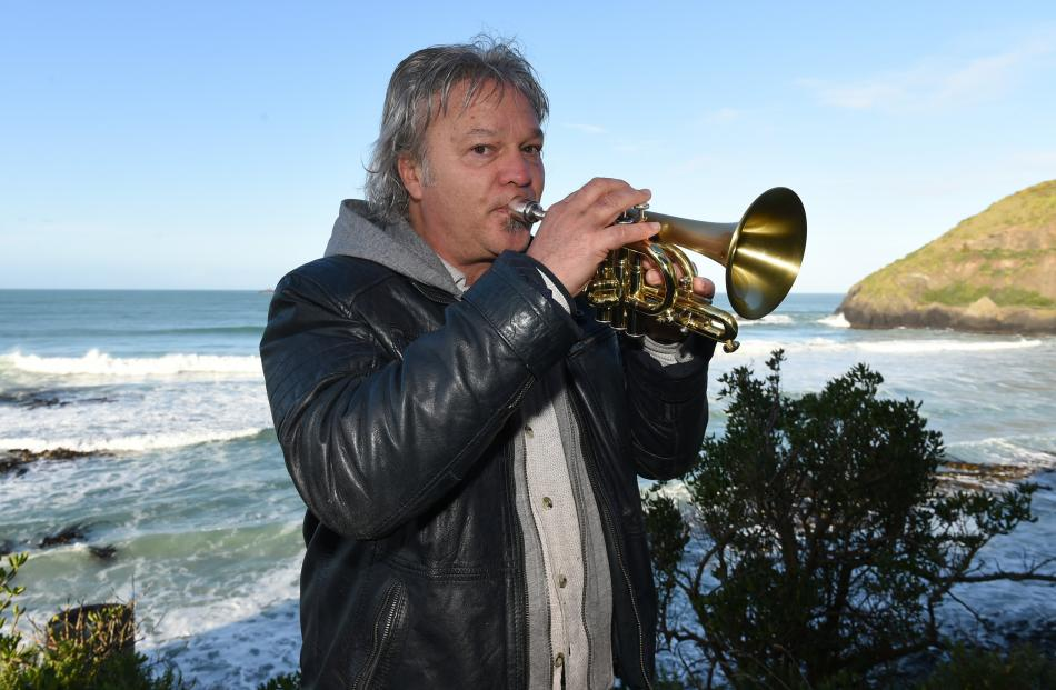 Trevor Coleman is grateful  Dunedin is  a place that fosters a deep involvement in the arts....