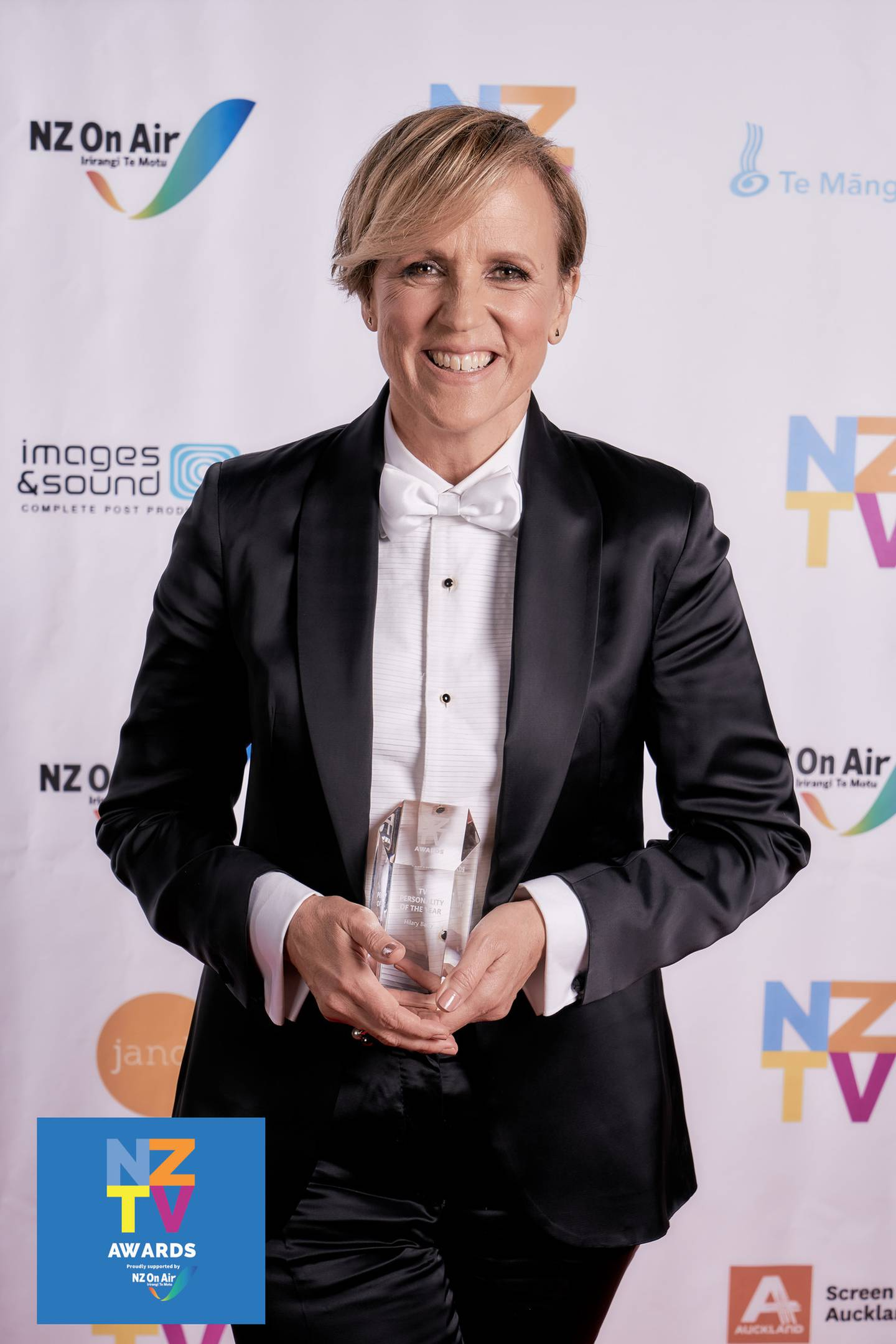Hilary Barry was favourite TV personality. Photo: Supplied