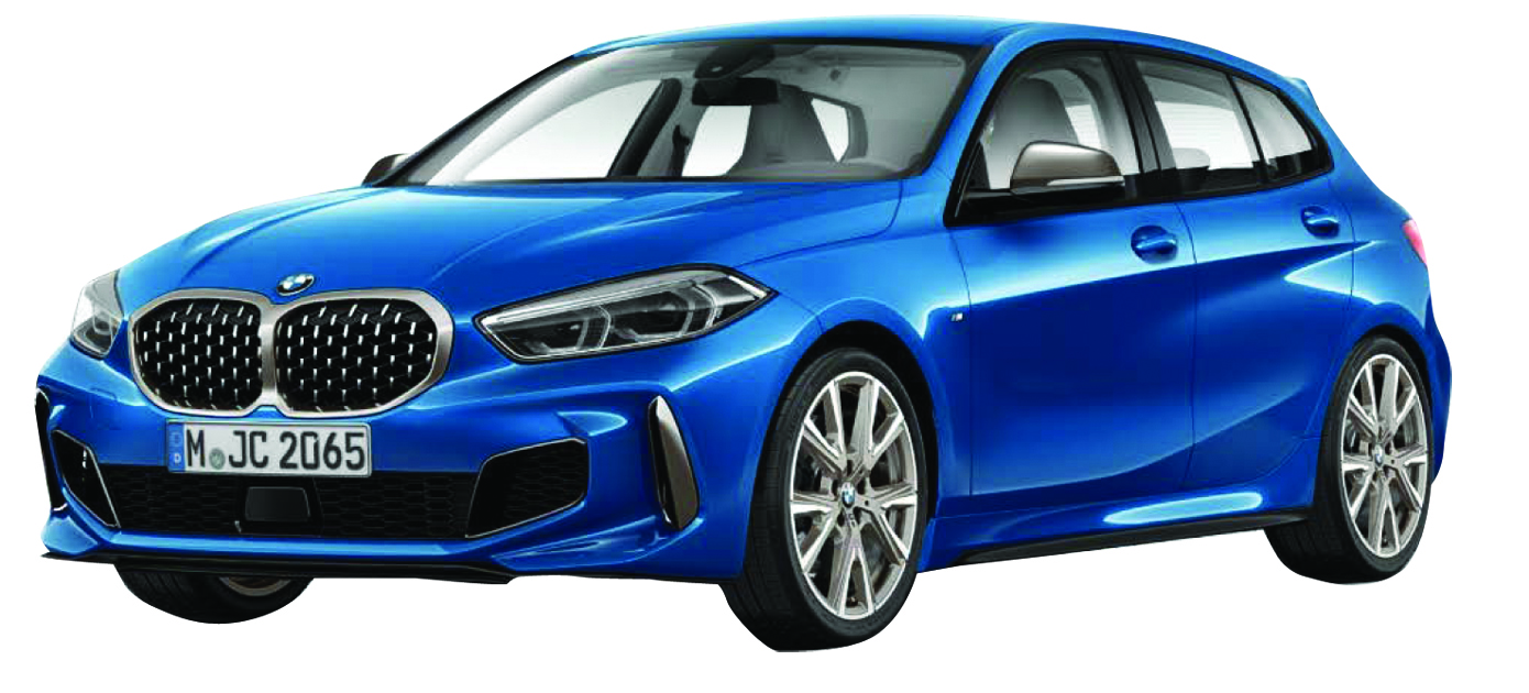 BMW all-new 1 Series