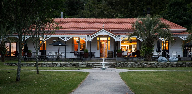 Furneaux Lodge. Photo: NZME