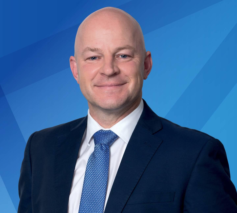 National's Matt Doocey, incumbent for Waimakariri. Photo: Supplied
