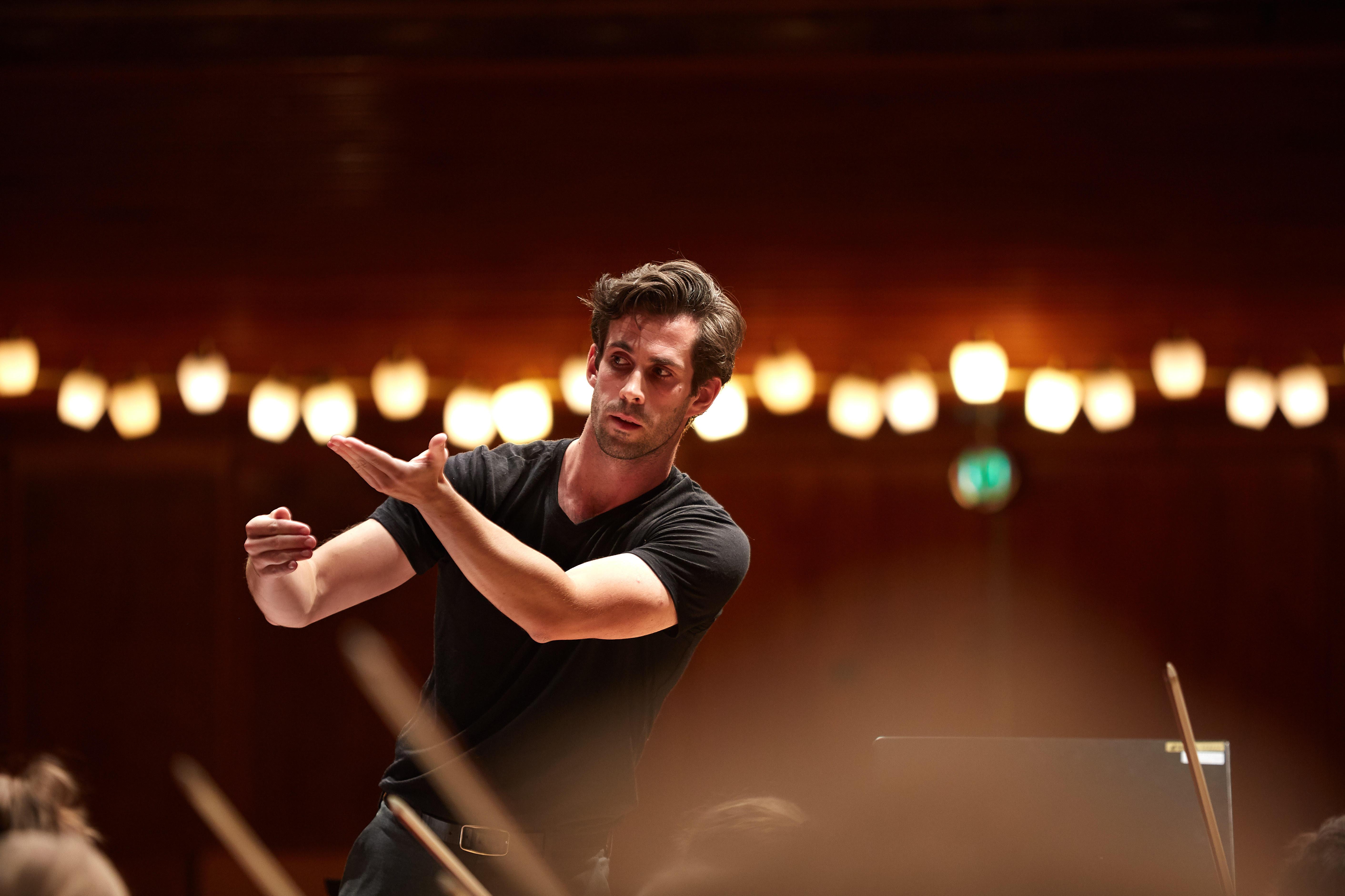 Vincent Hardaker: Conductor