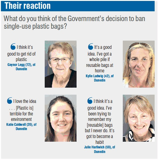 New Zealand Announces Plan to Ban Single-Use Plastic Bags