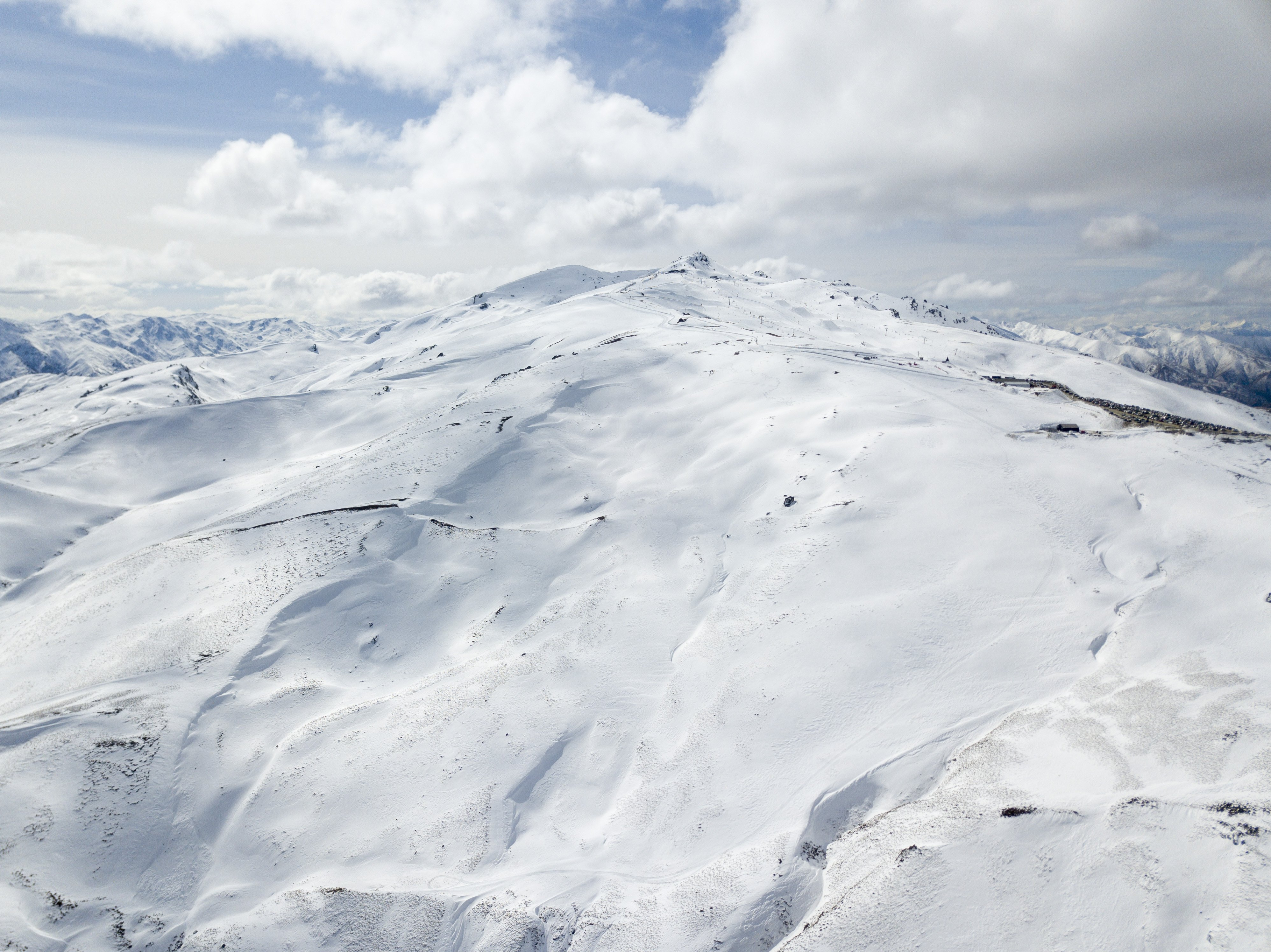 Cardrona Alpine Resort where the Willow's Basin will open soon. Photo: Supplied
