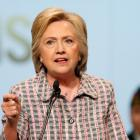 Hillary Clinton. Photo: Reuters